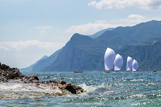 Melges 20 King of the Lake - Fraglia Vela Malcesine - Angela Trawoeger_K3I1283