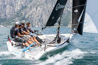 Melges 20 King of the Lake - Fraglia Vela Malcesine - Angela Trawoeger_K3I1109