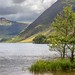 Red Pike and Crummock Water