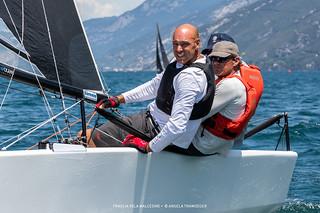 Melges 20 King of the Lake - Fraglia Vela Malcesine - Angela Trawoeger_K3I1008