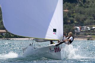Melges 20 King of the Lake - Fraglia Vela Malcesine - Angela Trawoeger_K3I0923