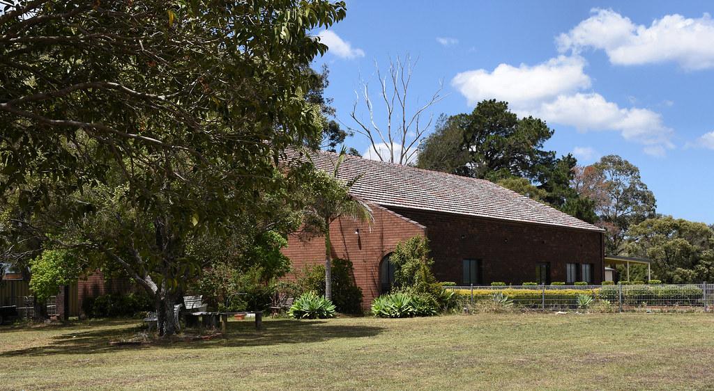 Baptist Church, Leumeah, Sydney, NSW.