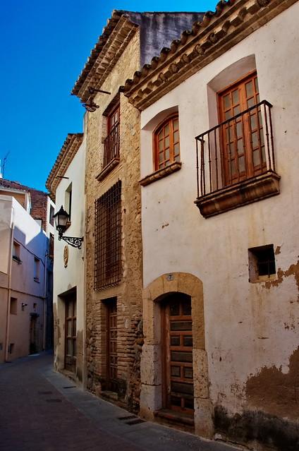 Calle Trinquet (Cambrils)