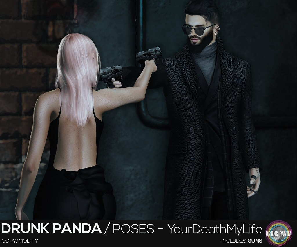 Drunk Panda - Your Death My Life
