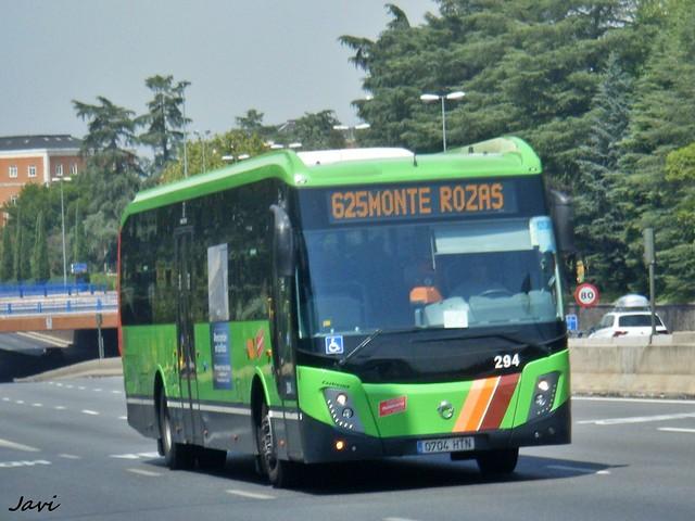 Castrosua Magnus Irisbus 294 Autoperiferia