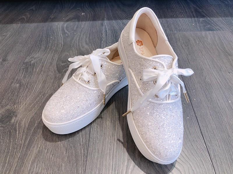 平底婚鞋推薦