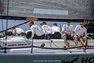 Melges 32 King of the Lake - Fraglia Vela Malcesine - Angela Trawoeger_K3I2164