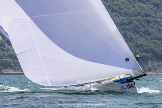 Melges 32 King of the Lake - Fraglia Vela Malcesine - Angela Trawoeger_K3I2134