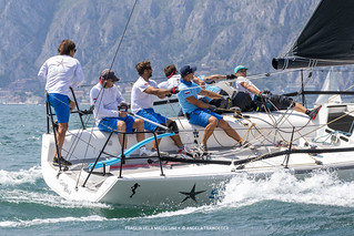 Melges 32 King of the Lake - Fraglia Vela Malcesine - Angela Trawoeger_K3I2113