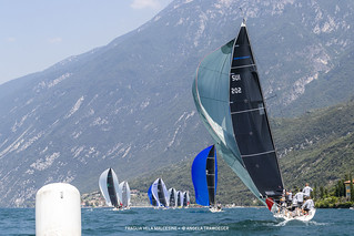 Melges 32 King of the Lake - Fraglia Vela Malcesine - Angela Trawoeger_K3I2088