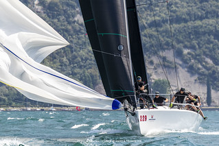 Melges 32 King of the Lake - Fraglia Vela Malcesine - Angela Trawoeger_K3I2002