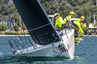 Melges 32 King of the Lake - Fraglia Vela Malcesine - Angela Trawoeger_K3I1910