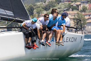 Melges 32 King of the Lake - Fraglia Vela Malcesine - Angela Trawoeger_K3I1907