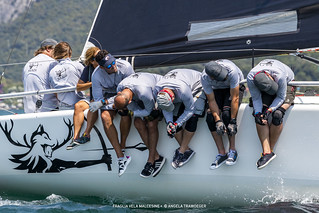 Melges 32 King of the Lake - Fraglia Vela Malcesine - Angela Trawoeger_K3I1893