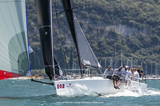 Melges 32 King of the Lake - Fraglia Vela Malcesine - Angela Trawoeger_K3I1859