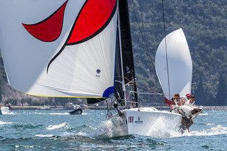 Melges 32 King of the Lake - Fraglia Vela Malcesine - Angela Trawoeger_K3I1836