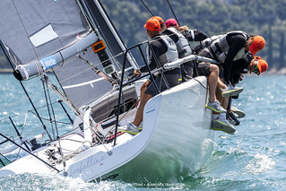 Melges 32 King of the Lake - Fraglia Vela Malcesine - Angela Trawoeger_K3I1719