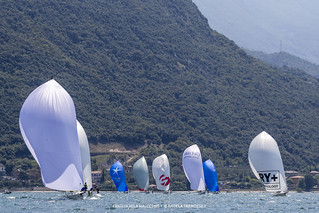 Melges 32 King of the Lake - Fraglia Vela Malcesine - Angela Trawoeger_K3I1687