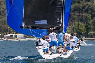 Melges 32 King of the Lake - Fraglia Vela Malcesine - Angela Trawoeger_K3I1683