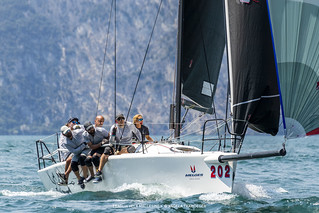 Melges 32 King of the Lake - Fraglia Vela Malcesine - Angela Trawoeger_K3I1669