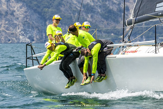 Melges 32 King of the Lake - Fraglia Vela Malcesine - Angela Trawoeger_K3I1652
