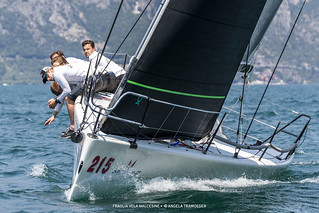 Melges 32 King of the Lake - Fraglia Vela Malcesine - Angela Trawoeger_K3I1618