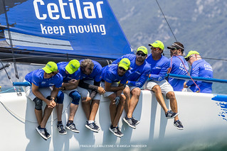Melges 32 King of the Lake - Fraglia Vela Malcesine - Angela Trawoeger_K3I1610