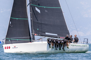 Melges 32 King of the Lake - Fraglia Vela Malcesine - Angela Trawoeger_K3I1589