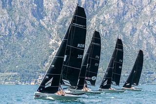 Melges 20 King of the Lake - Fraglia Vela Malcesine - Angela Trawoeger_K3I1350