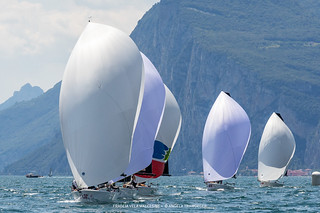 Melges 20 King of the Lake - Fraglia Vela Malcesine - Angela Trawoeger_K3I1195
