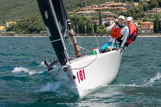 Melges 20 King of the Lake - Fraglia Vela Malcesine - Angela Trawoeger_K3I1153