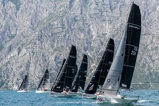 Melges 20 King of the Lake - Fraglia Vela Malcesine - Angela Trawoeger_K3I1130