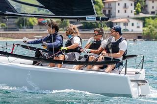 Melges 20 King of the Lake - Fraglia Vela Malcesine - Angela Trawoeger_K3I1030