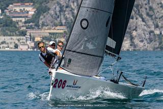 Melges 20 King of the Lake - Fraglia Vela Malcesine - Angela Trawoeger_K3I0981