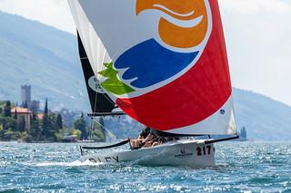 Melges 20 King of the Lake - Fraglia Vela Malcesine - Angela Trawoeger_K3I0963