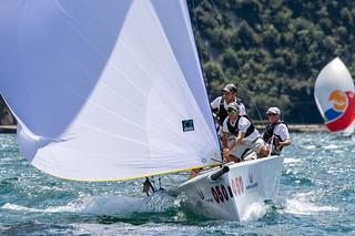 Melges 20 King of the Lake - Fraglia Vela Malcesine - Angela Trawoeger_K3I0946