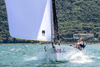 Melges 20 King of the Lake - Fraglia Vela Malcesine - Angela Trawoeger_K3I0929