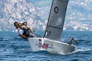 Melges 20 King of the Lake - Fraglia Vela Malcesine - Angela Trawoeger_K3I0804