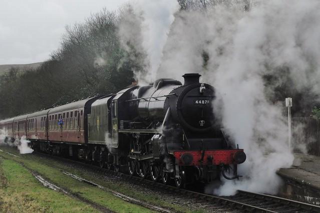 44871 | Irwell Vale | East Lancashire Railway | 22.02.2017