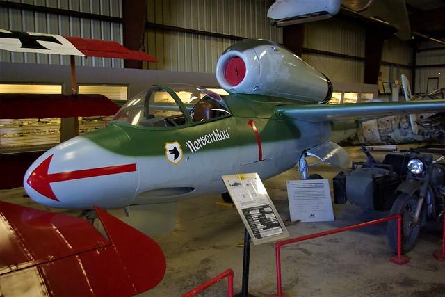 120077 - Heinkel He-162A-2 Volksjager     Chino