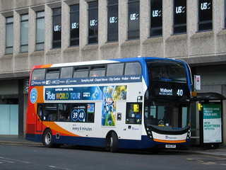 Stagecoach North East 11293 (SN69ZPX) - 11-07-20