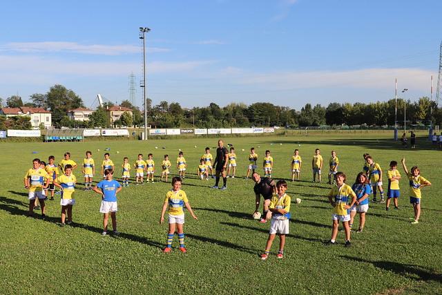 Zebre Rugby e Rugby Parma (luglio 2020)