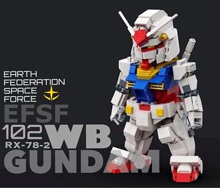 [LEGO] Gundam RX-78