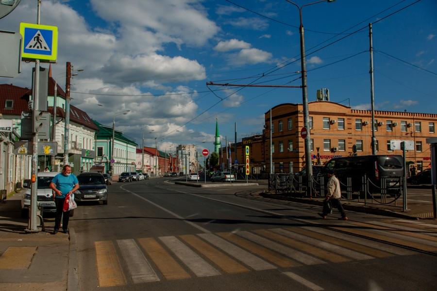 Россия: Казань во второй раз. Часть I