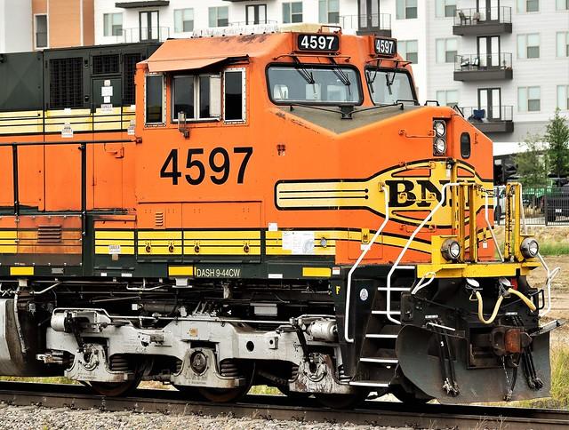 BNSF-4597
