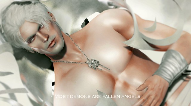 Most demons are fallen angels