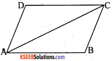KSEEB Solutions for Class 8 Maths Chapter 15 Quadrilaterals Additional Questions 22