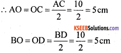 KSEEB Solutions for Class 8 Maths Chapter 15 Quadrilaterals Additional Questions 3