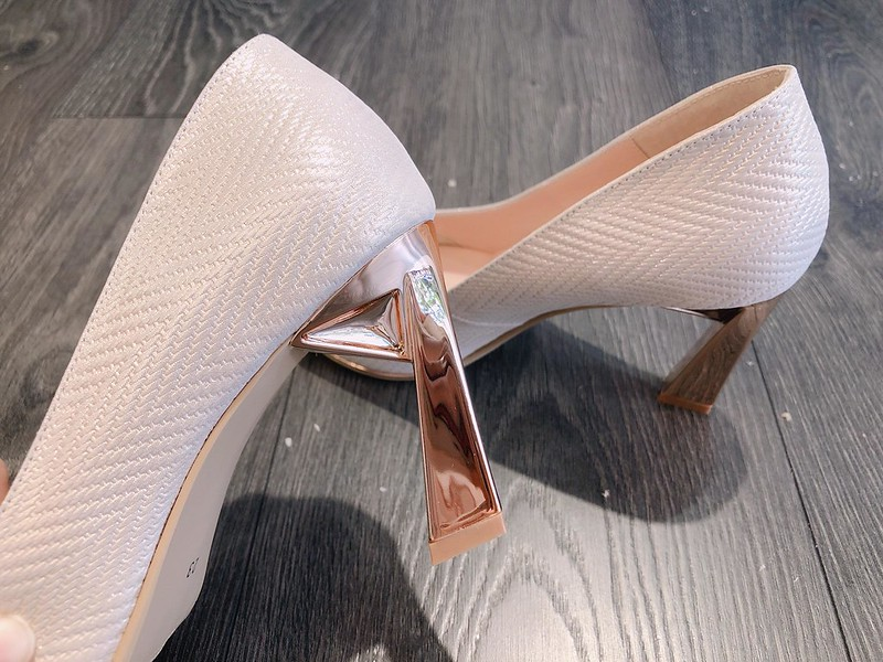氣質型婚鞋