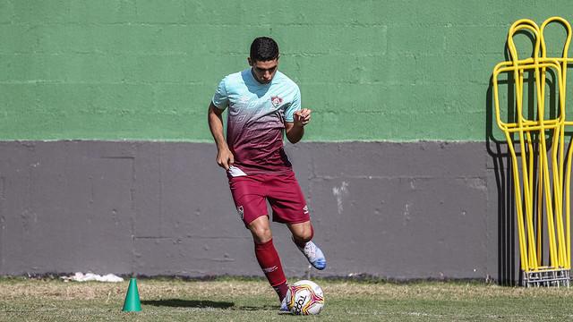 Treino do Fluminense - 11/07/2020